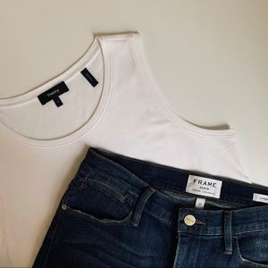 Theory Tank Top Small
